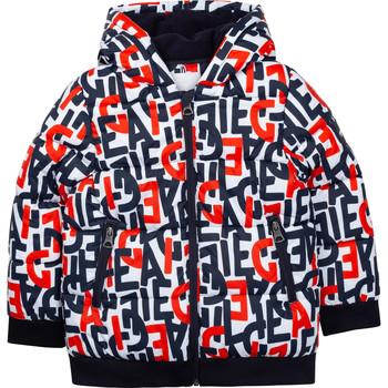 Clothing Boy Duffel coats Aigle AMELIA Multicolour