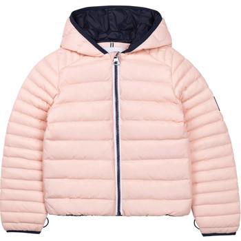 Clothing Girl Duffel coats Aigle ANITA Pink