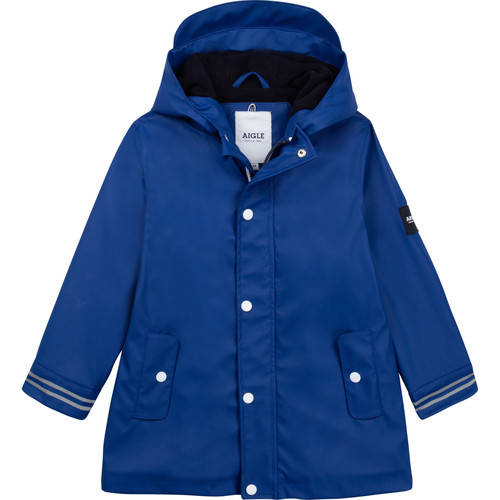 Clothing Children Macs Aigle PAULA Blue