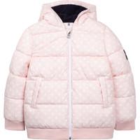 Clothing Girl Duffel coats Aigle SOLILA Pink