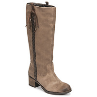 Shoes Women High boots Betty London ELOANE Taupe