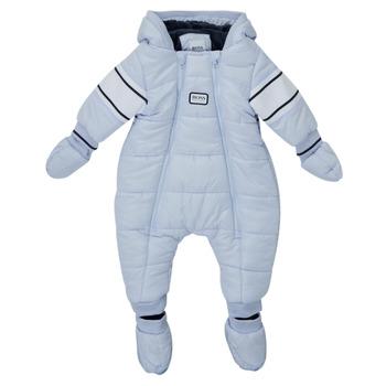 Clothing Boy Duffel coats BOSS TRENINE Blue