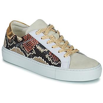 Shoes Women Low top trainers Betty London PAVLINA Beige