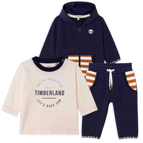Clothing Boy Sets & Outfits Timberland AGMET Marine