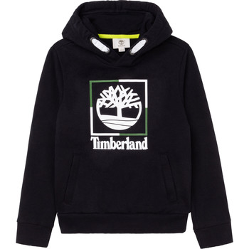 Clothing Boy Sweaters Timberland BAGNO Black