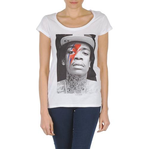 Clothing Women short-sleeved t-shirts Eleven Paris KALIFA W White