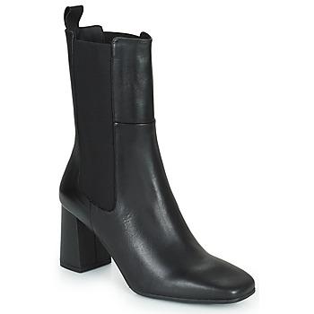 Shoes Women Ankle boots Betty London PASTILLE Black