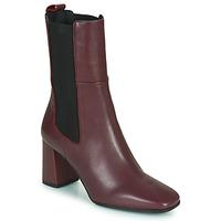 Shoes Women Ankle boots Betty London PASTILLE Bordeaux