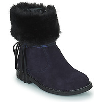 Shoes Girl Mid boots Citrouille et Compagnie PICOTA Marine