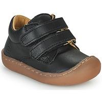 Shoes Children Hi top trainers Citrouille et Compagnie PIOTE Black