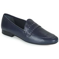 Shoes Women Loafers JB Martin FRANCHE ROCK Blue