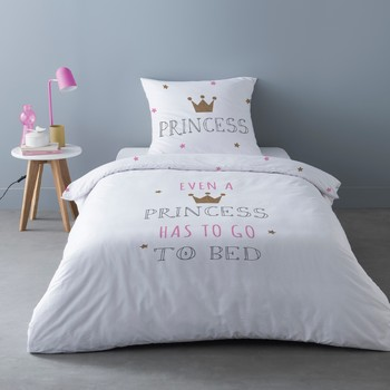 Home Bed linen Mylittleplace SLEEPY PRINCESS White