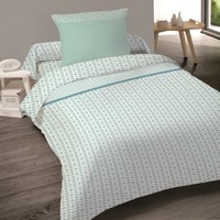Home Bed linen Mylittleplace ALBI Turquoise