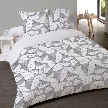 Home Bed linen Mylittleplace BASTIA White