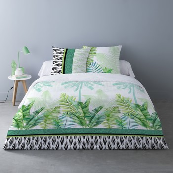 Home Bed linen Mylittleplace TIMOR Green