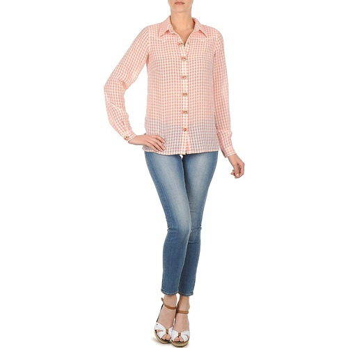 Manoush Pink ALIZE ALIZE CHEMISE Pink CHEMISE CHEMISE ALIZE ML Manoush Manoush ML ML qqxCn67wpE