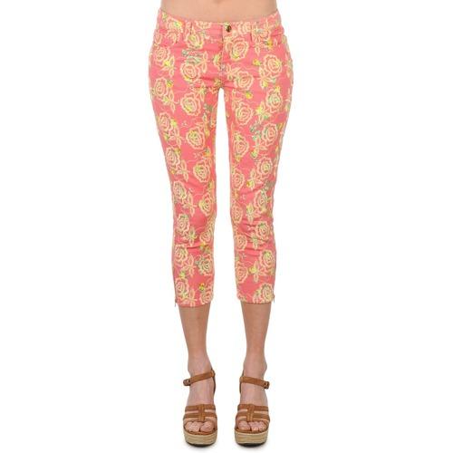 Manoush Gipsy Pantalon Jeans Pantalon Manoush Pink CR0qFwOd