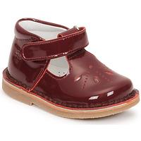 Shoes Girl Flat shoes Citrouille et Compagnie OTALI Bordeaux