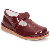 Shoes Girl Flat shoes Citrouille et Compagnie NEW 20 Bordeaux