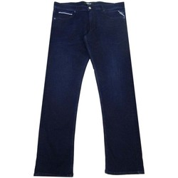 Clothing Men Straight jeans Replay Grover Stretch blue