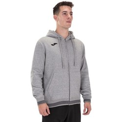 Clothing Men Track tops Joma Veste  Campus III line gris melangé