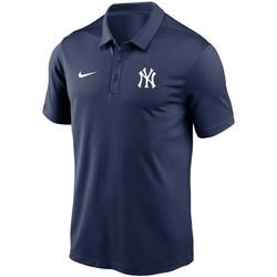 Clothing Men Short-sleeved polo shirts Nike Polo Team Logo Franchise Performance New York Yankees bleu navy
