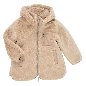 Clothing Girl Coats Only KONSASCHA Beige