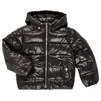 Clothing Girl Duffel coats Only KONEMMY Black