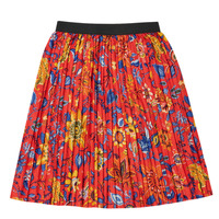 Clothing Girl Skirts Only KONDISCO Red