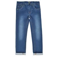 Clothing Boy Slim jeans Name it NKMTHEO DNMTHAYER Blue / Medium