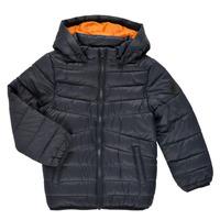 Clothing Boy Duffel coats Name it NMMMOBI JACKET Marine