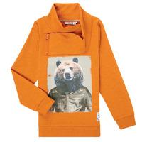 Clothing Boy Sweaters Name it NKMKUVAU LS SWE Orange