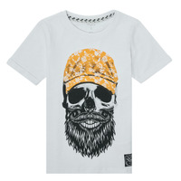 Clothing Boy Short-sleeved t-shirts Name it NKMKSOYTAN SS TOP White