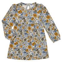 Clothing Girl Short Dresses Name it NMFLALISA SWEAT DRESS Multicolour