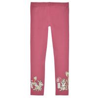 Clothing Girl Leggings Name it NMFTHUMPER ENGLA LEGGINGS Pink