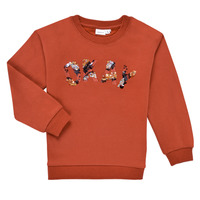 Clothing Girl Sweaters Name it NKFOCALI LS SWEAT Red