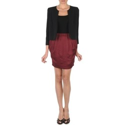 Clothing Women Skirts Lola JOVI ESTATE Bordeaux
