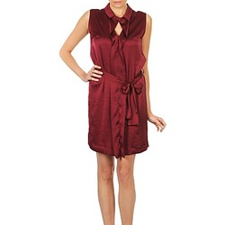 Clothing Women Short Dresses Lola ROSE ESTATE Bordeaux