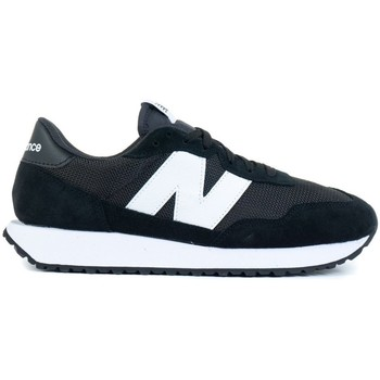 Shoes Men Low top trainers New Balance 237 Black