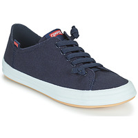 Shoes Women Low top trainers Camper HOOPS Blue