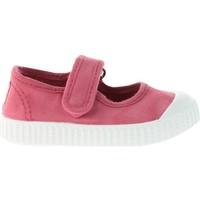 Shoes Children Tennis shoes Victoria Baskets enfant  1915 mercedes toile teintée rose