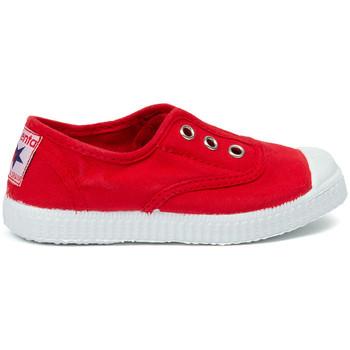 Shoes Children Tennis shoes Cienta Chaussures en toiles bébé  Tintado rouge