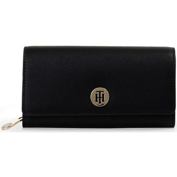 Bags Women Wallets Tommy Hilfiger AW0AW09535BDS Black