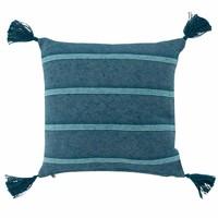 Home Cushions Douceur d intérieur JAKADY Blue