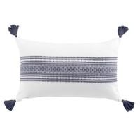 Home Cushions Douceur d intérieur AMAYA Blue