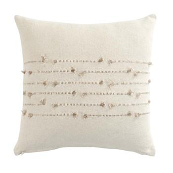 Home Cushions Douceur d intérieur GOLDEN SUNSET Beige