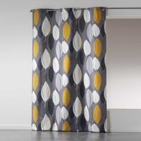 Home Curtains & blinds Douceur d intérieur LEAFY Yellow