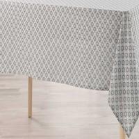 Home Tablecloth Douceur d intérieur TABEA Grey