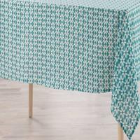 Home Tablecloth Douceur d intérieur ROMA Blue