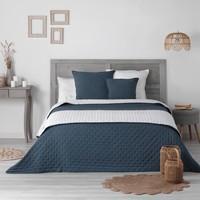 Home Duvet Douceur d intérieur MELLOW CHIC Blue / White
